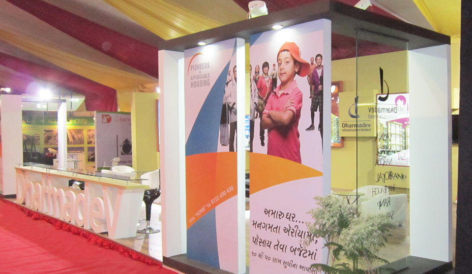 Exhibition Stall Zone : Exhibition stall organizer mumbai for