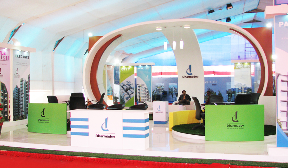 Exhibition Stall Designer : Creative exhibition stall images