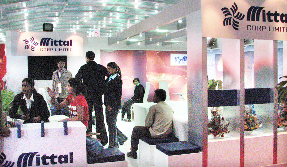 Normal Exhibition Booth Size : Fabricators in mumbai for exhibition stall