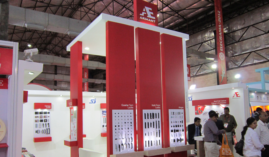 Exhibition Stall Hire : Exhibition stall fabricator