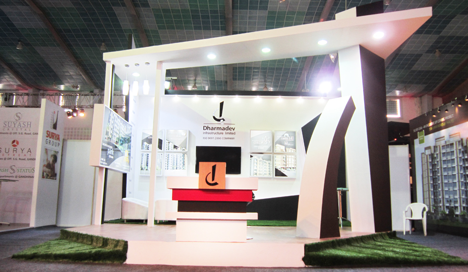 Exhibition Stall Design In Vadodara : Exhibition stall development company india