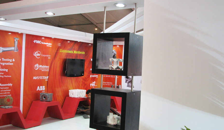 Exhibition Stall Manufacturer In Gujarat : Exhibition design companies for