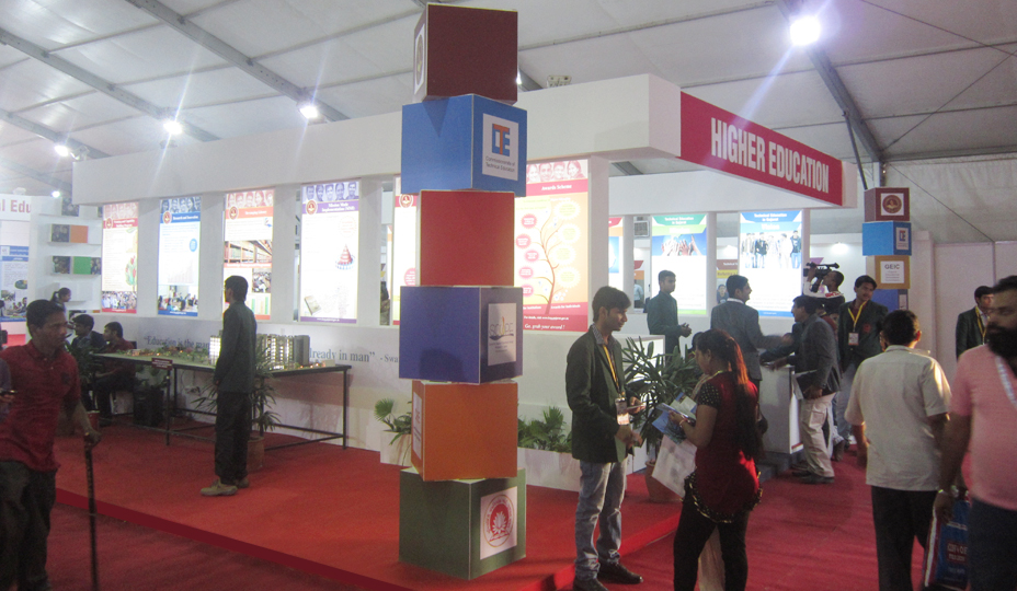 Exhibition Stall Hire : Exhibition stall fabrication services