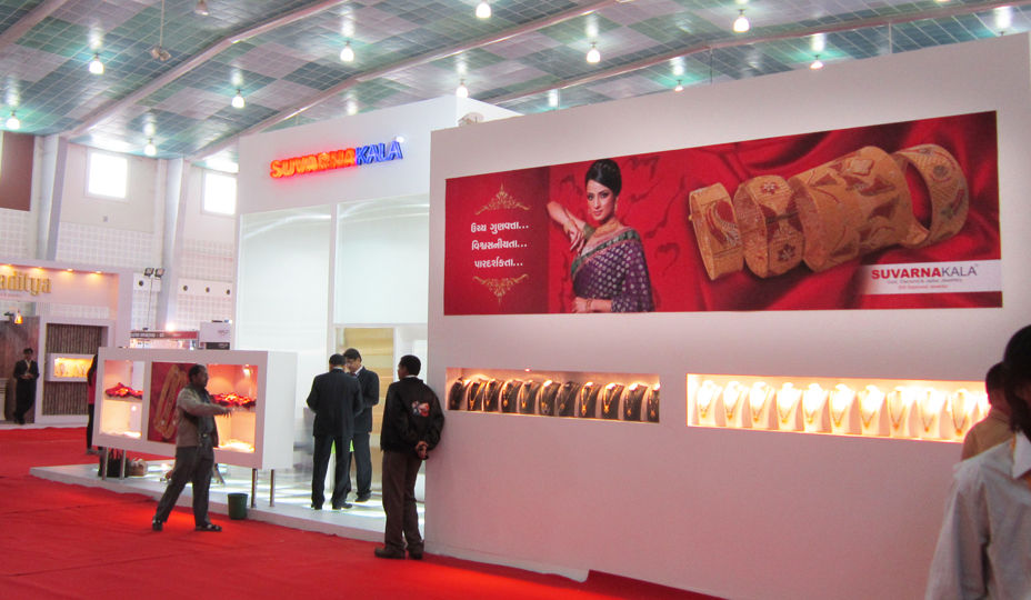 Exhibition Stall Manufacturer In Gujarat : Exhibition stall development company india